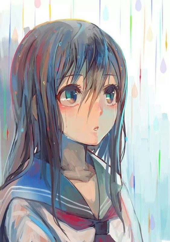 Manga Triste
